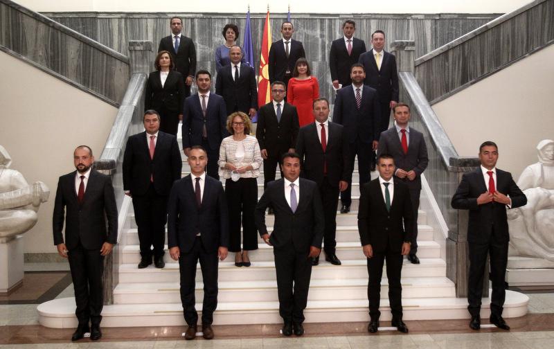 """Severna Makedonija: Nova Vlada izabrana sa 62 glasa """"za"""""""