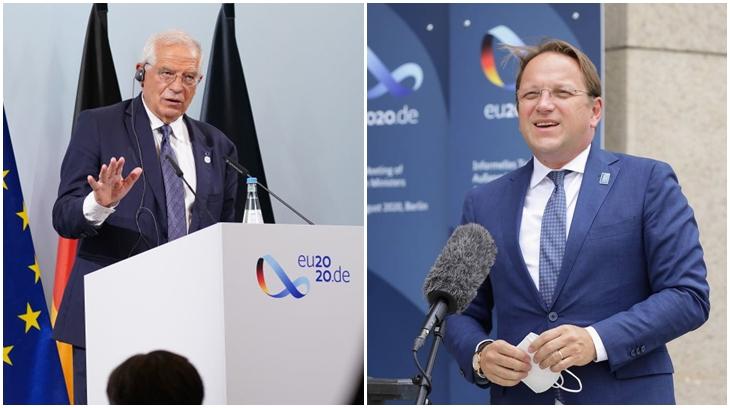 """Crna Gora: Borrell i Várhelyi očekuju da će Crna Gora """"nastaviti čvrst put ka EU"""""""