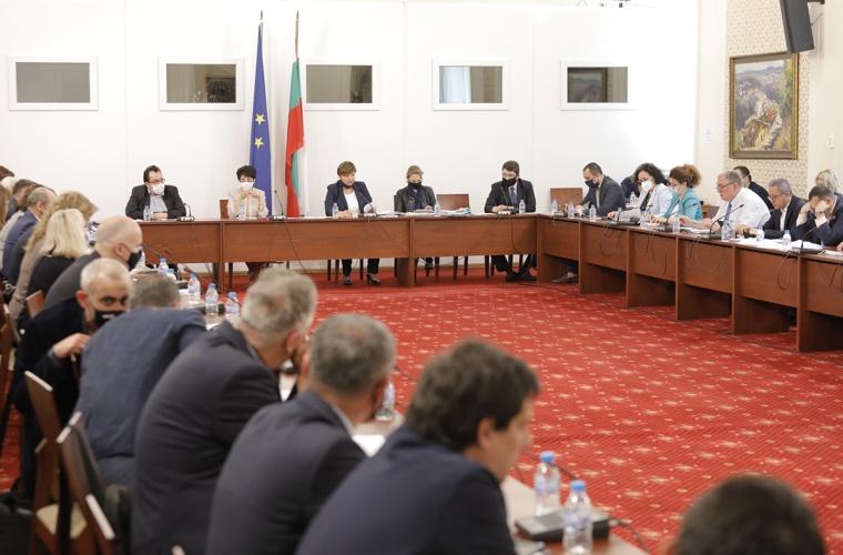 Bugarska: Odbor za pravna pitanja podržao amandmane GERB-a o mehaničkom sistemu glasanja