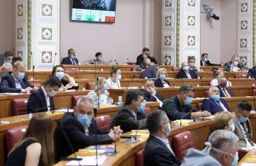 Hrvatski parlament usvojio budžet za 2021. godinu
