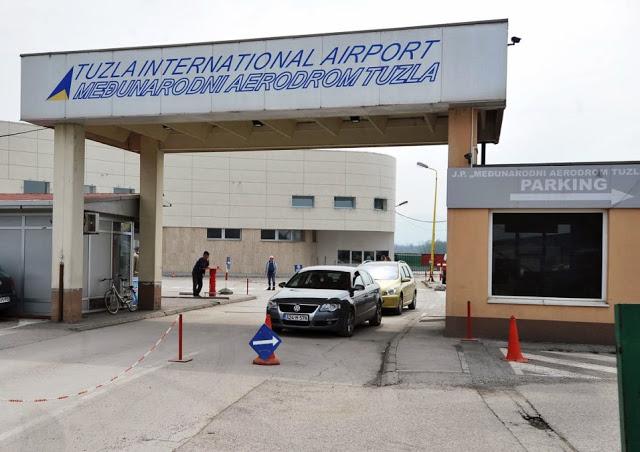 """BiH: Tuzlanski aerodrom uveo """"korona taksu"""""""