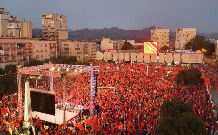 Crna Gora: Gubitnici na izborima proslavili vlastiti poraz, kaže SNP