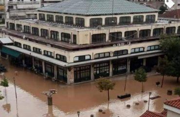 """Grčka: Ciklon """"Janos"""" za sobom ostavio troje mrtvih i nesagledive posledice katastrofe"""