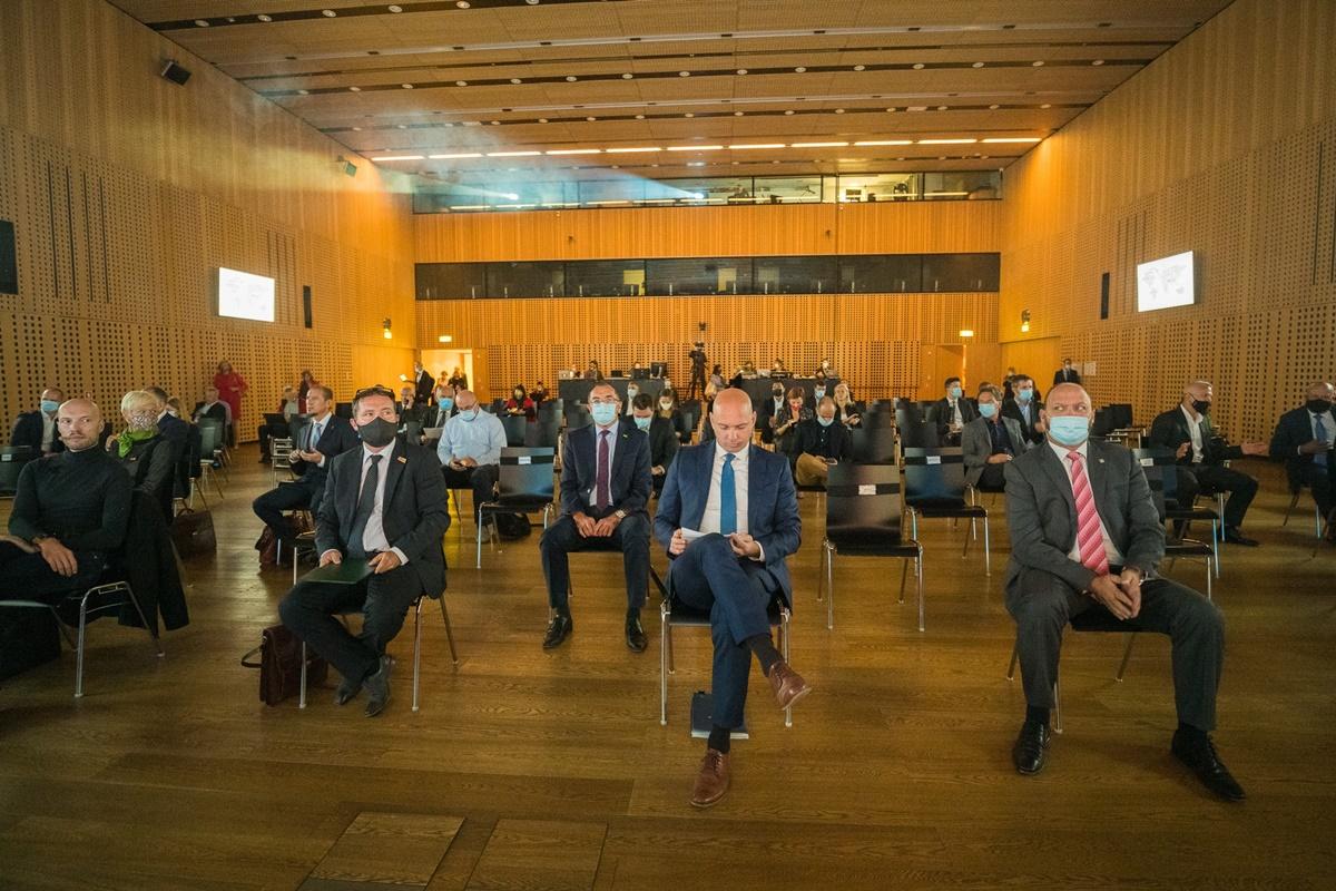 Slovenija: Vlada predstavila plan Industrijske strategije 2021-30