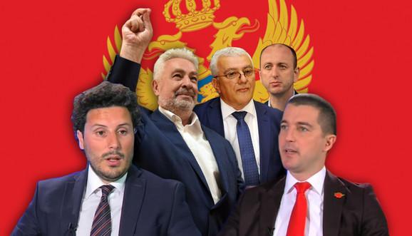 Crna Gora: Problemi u pregovorima između pobedničkih koalicija