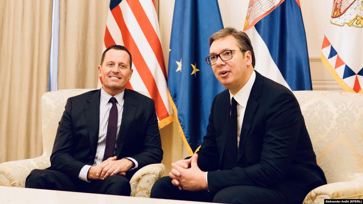 Srbija: Grenellova poseta obezbeđuje brzu primenu Washingtonskog sporazuma