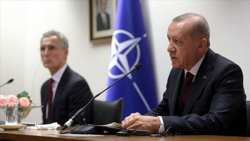 Turska: Tok pripremnih razgovora zavisiće od iskrenosti koraka grčke strane, rekao je Erdogan Stoltenbergu