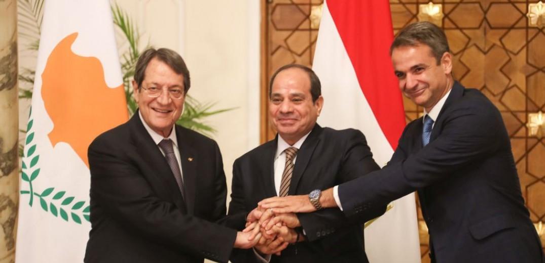 Kipar, Grčka i Egipat odlučni da sačuvaju mir i stabilnost u regionu