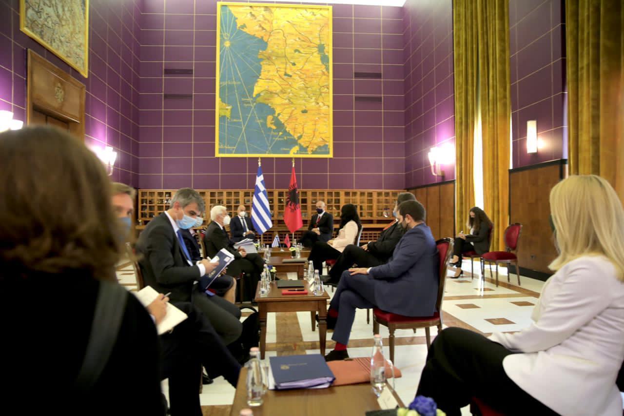 Albanija: Tirana i Atina se slažu da pitanje razgraničenja na moru ide u Hag