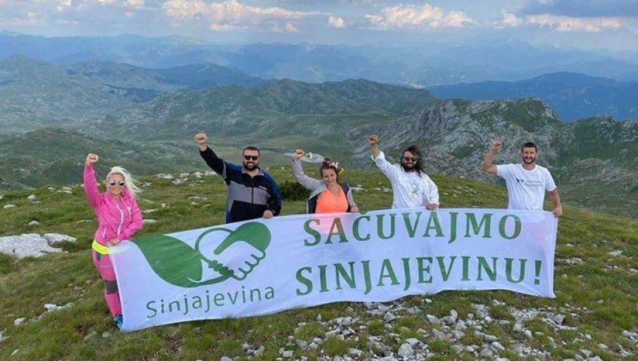 Crna Gora: Meštani sprečili vojnu vežbu na Sinjajevini