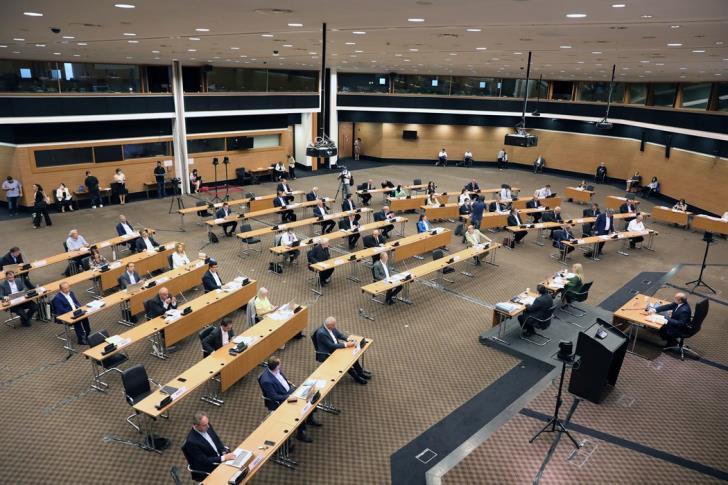 Kipar: Raspuštanje parlamenta i proglašenje izbora tema razgovora na plenarnoj sednici