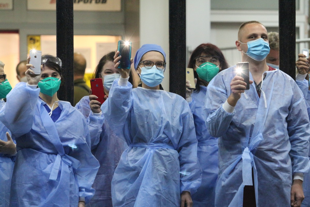 """Bugarska: Doktori traže pomoć, """"Zaštiti me da te zaštitim"""""""