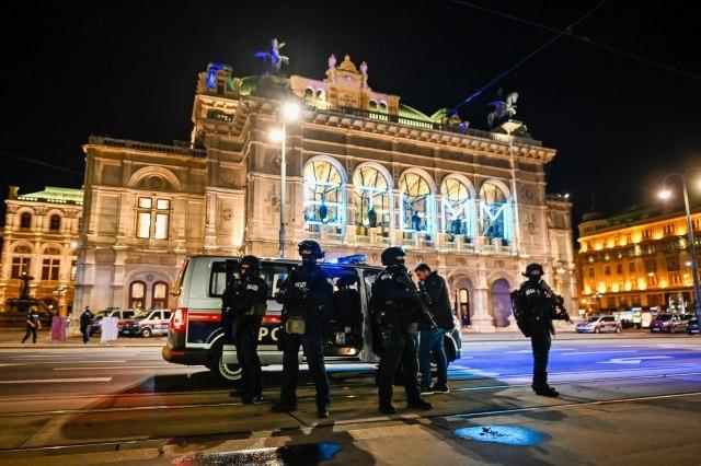 Lideri Balkana osudili teroristički napad u Beču