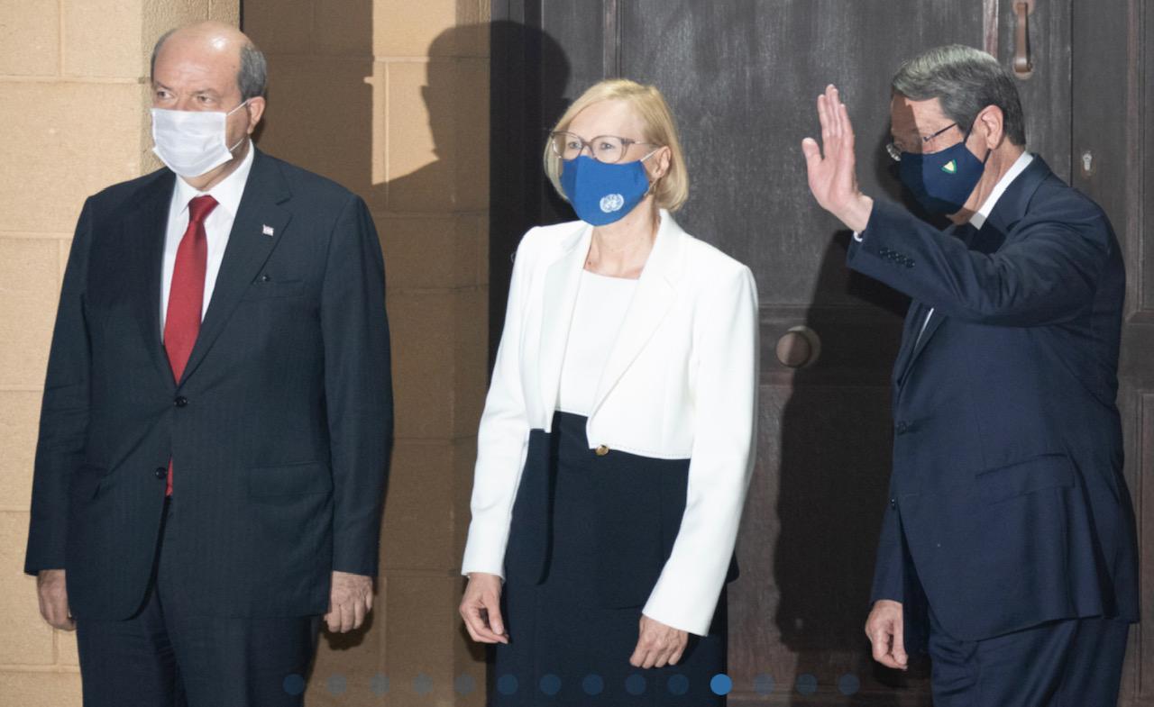 Anastasiades: Prvi sastanak je održan u prijateljskoj atmosferi ali razlike još uvek postoje