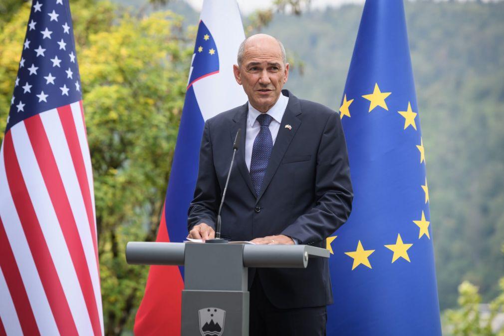 Slovenija: Janša i dalje izaziva nezadovoljstvo tvitovima kojim komentariše američke izbore