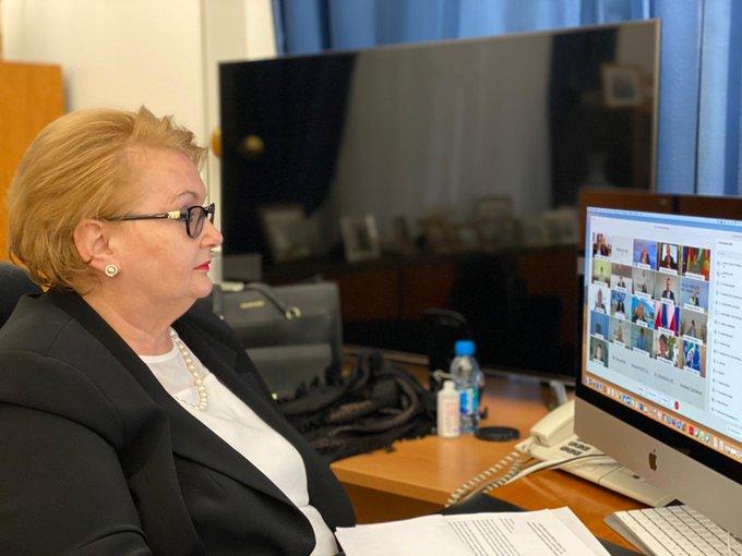 BiH: Turković potpisala dokumente Berlinskog procesa