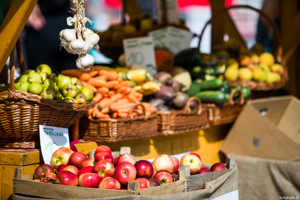 Hrvatska: Poljoprivredna komora poziva građane da kupuju domaće proizvode