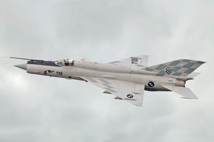 Početkom sledeće godine Hrvatska će izabrati novog dobavljača vojnih aviona