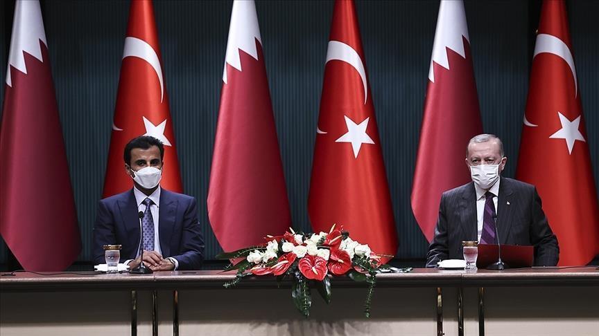 Turska i Katar potpisali deset sporazuma o saradnji