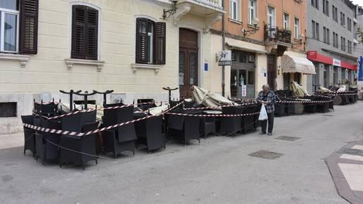 Hrvatska: Nove mere donele velike probleme ugostiteljima