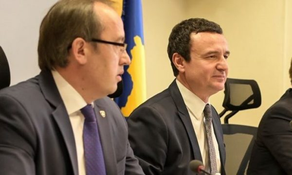 Kosovo: Utavni sud će odlučivati u sporu Hoti – Kurti