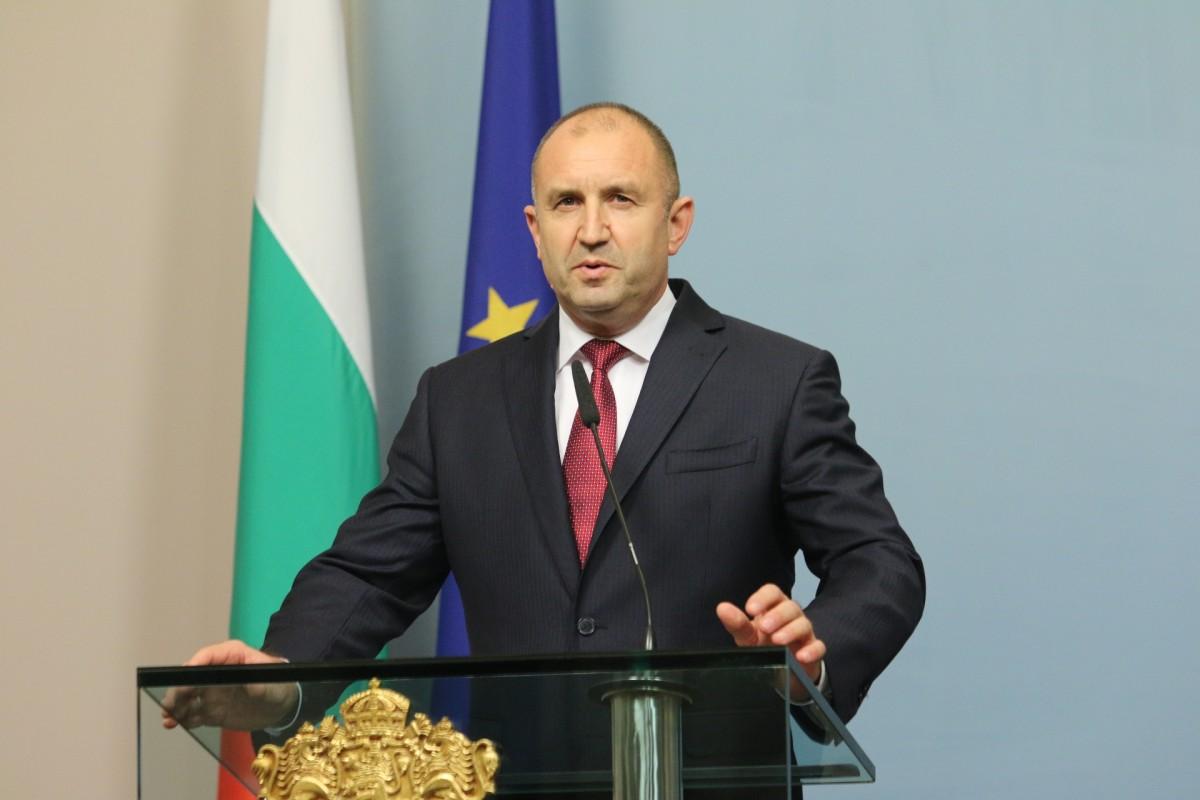 Bugarska: Radev najavio kandidaturu za novi mandat