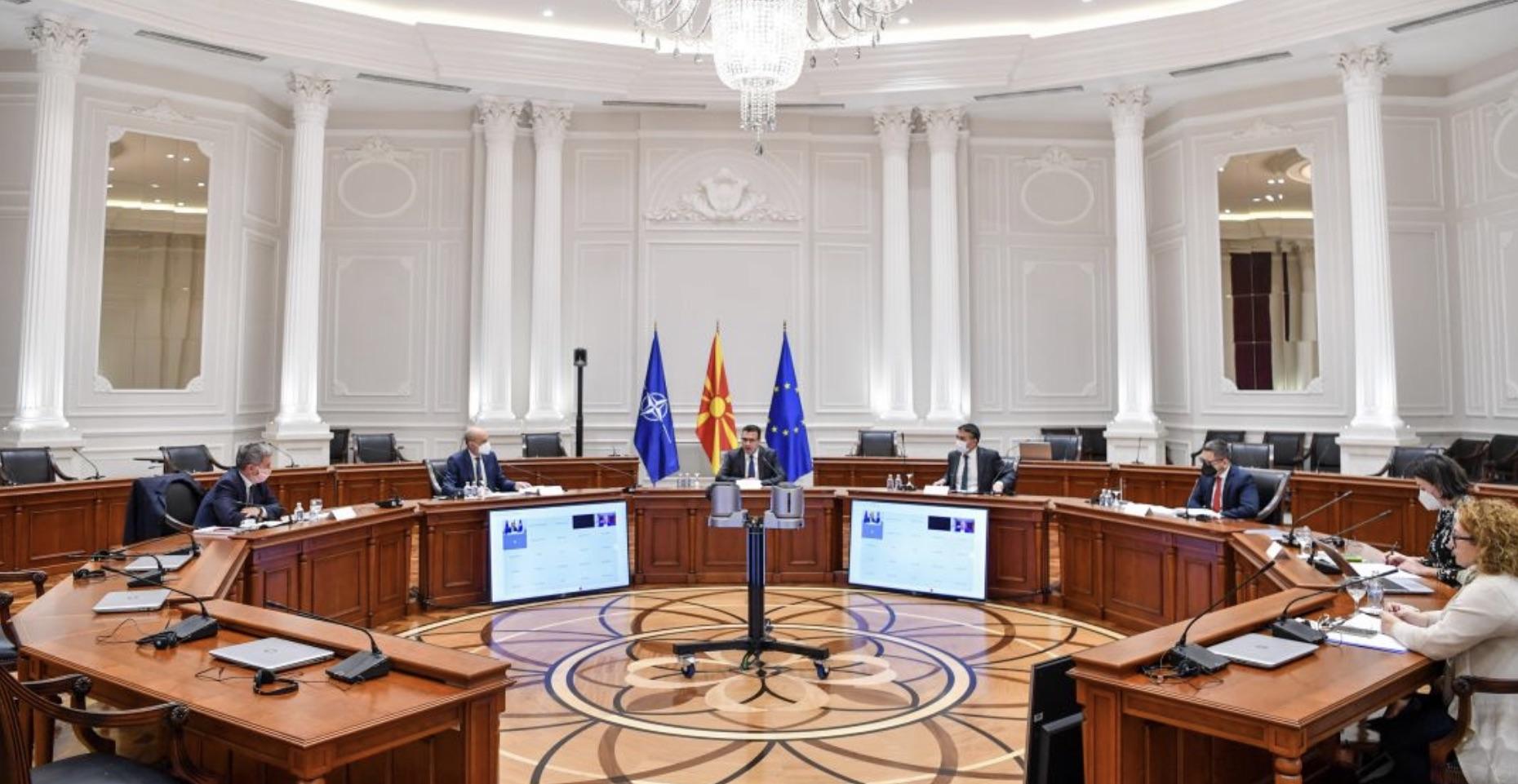 Severna Makedonija: Zaev predsedavao na sednici Nacionalnog investicionog komiteta