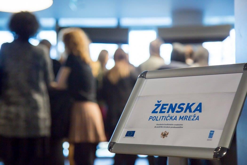 Crna Gora: ŽPM traži više žena u rukovodstvu Skupštine