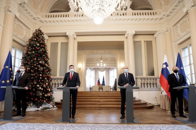 Slovenija: Tradicionalni sastanak četvorice predsednika