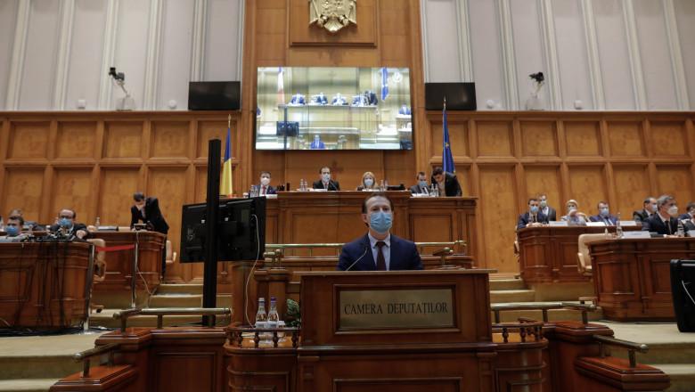 Rumunija: Vlada Florina Cîțu položila zakletvu
