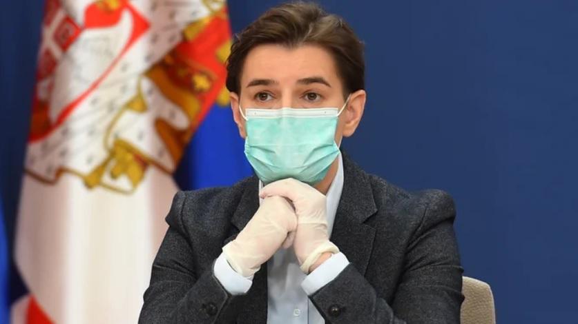 Brnabić: Lekari iz Severne Makedonije mogu se vakcinisati u Srbiji