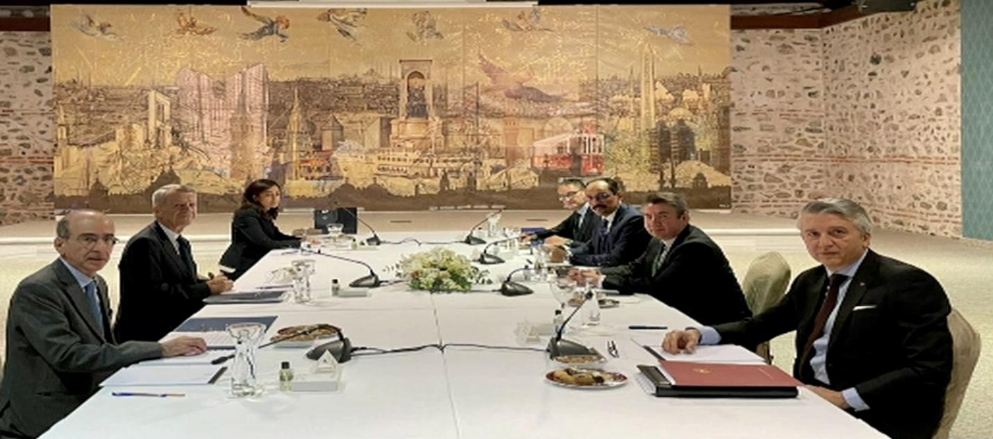 Turska: Završena 61. runda pripremnih razgovora Turske i Grčke