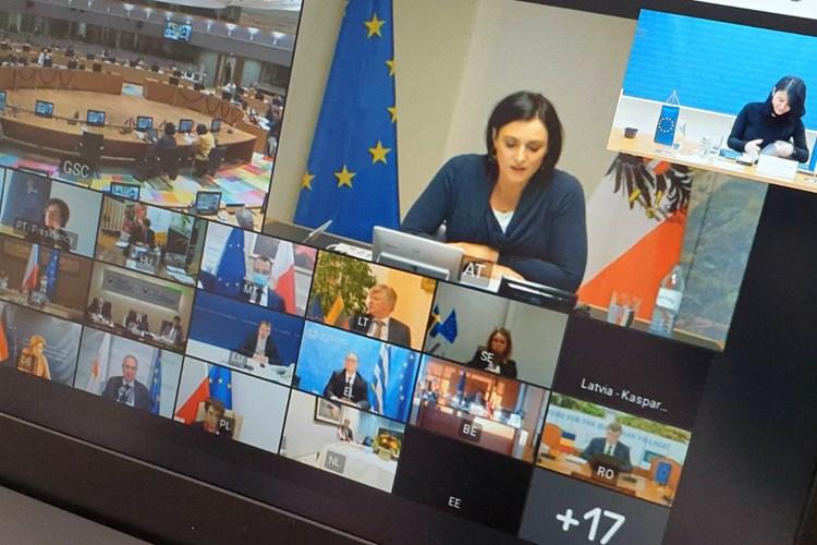 Hrvatska: Ministarka Vučković na Savetu ministara EU tražila dodatne mere pomoći za zemljotresom pogođena područja