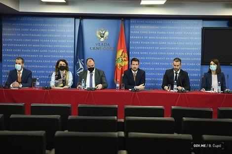 Crna Gora: Vlada usvojila novi paket podrške