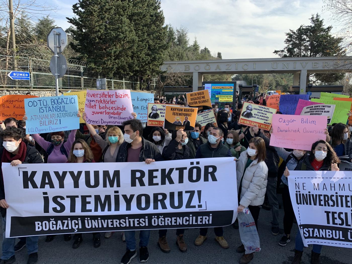 Turska: Niko ne sme da se meša u naše unutrašnje stvari