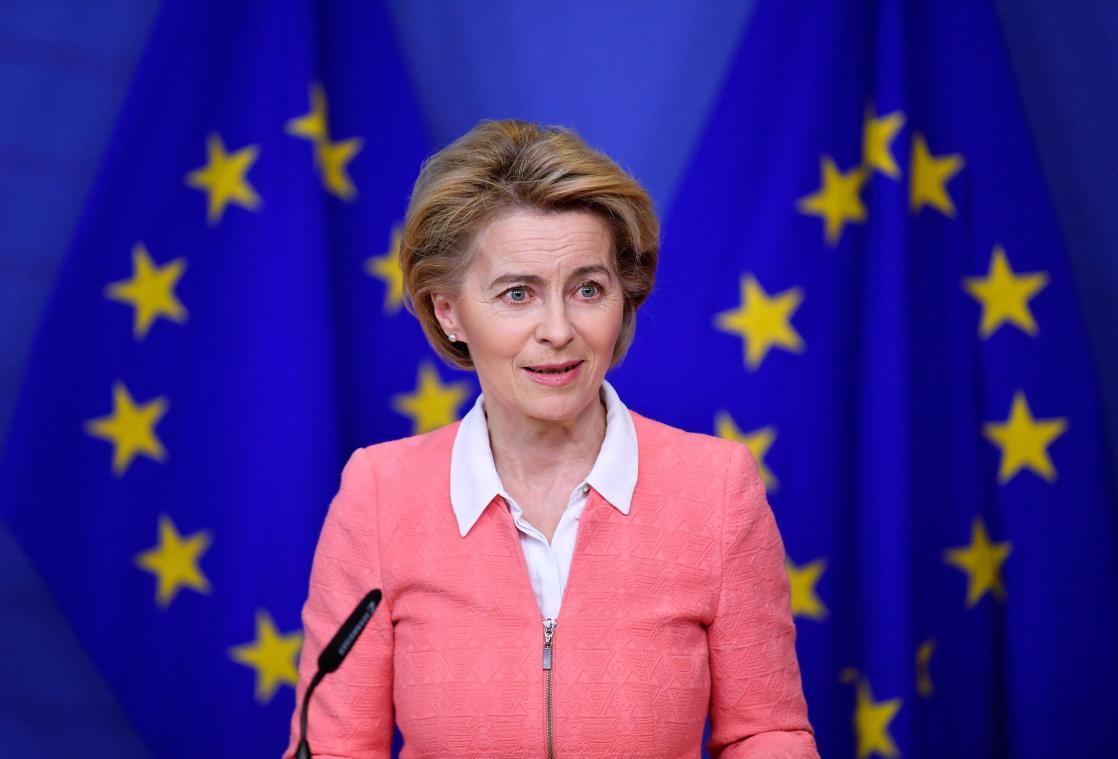 Von der Leyen poziva na početak pregovora sa Severnom Makedonijom i Albanijom