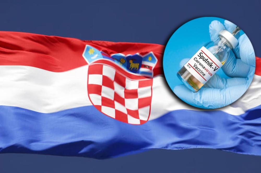 Hrvatska: Veliko zanimanje za rusku vakcinu