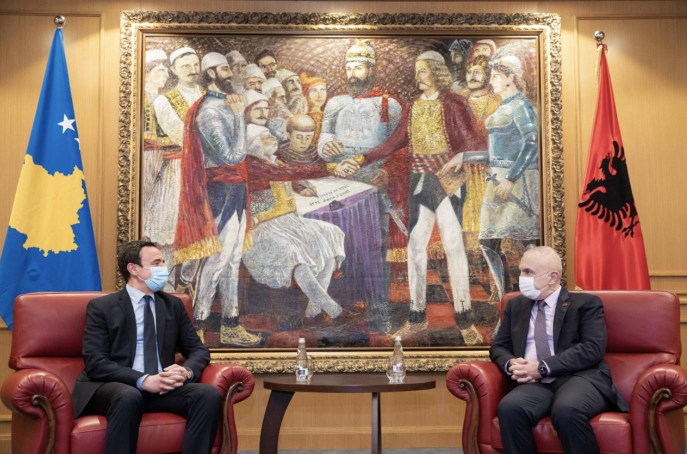Albanija: Kurti se u Tirani sastao sa Metom i Bashom