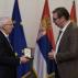 Srbija: Vučić odlikovao guvernera Razvojne banke Saveta Evrope