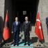 Peleši i Akar razgovarali o jačanju saranje Turske i Albanije u oblasti odbrane