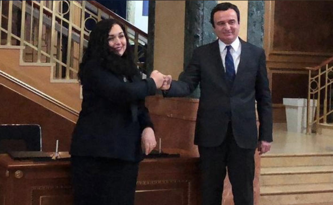 Kosovo: Kurti i Osmani se sastali sa manjinskim parlamentarnim strankama
