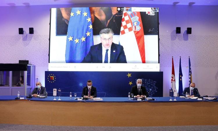 BiH: Konferencija o evropskom putu održava se u Neumu