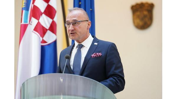 Hrvatska je protiv promene granica Bosne i Hercegovine, kaže ministar Grlić Radman