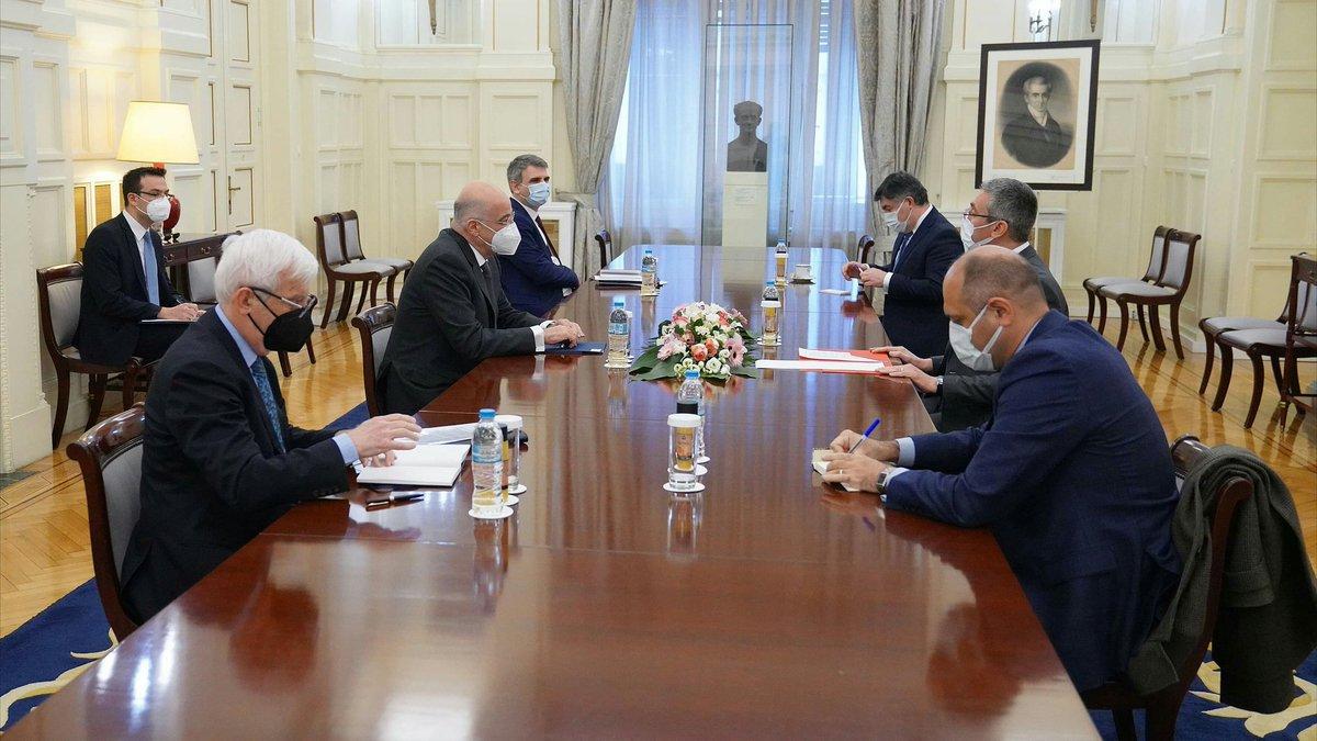 Grčka: Dendias i Ozugergin razgovarali o pripremama za predstojeću posetu Turskoj