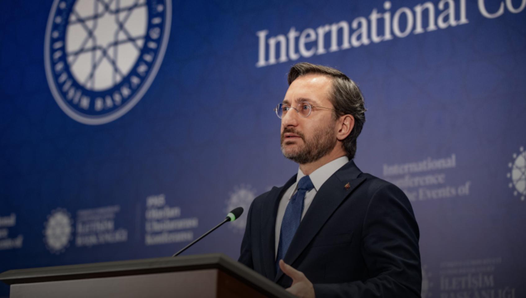 Turska: Direkcija predsedništva za komunikacije održala međunarodnu konferenciju o događajima iz 1915. godine