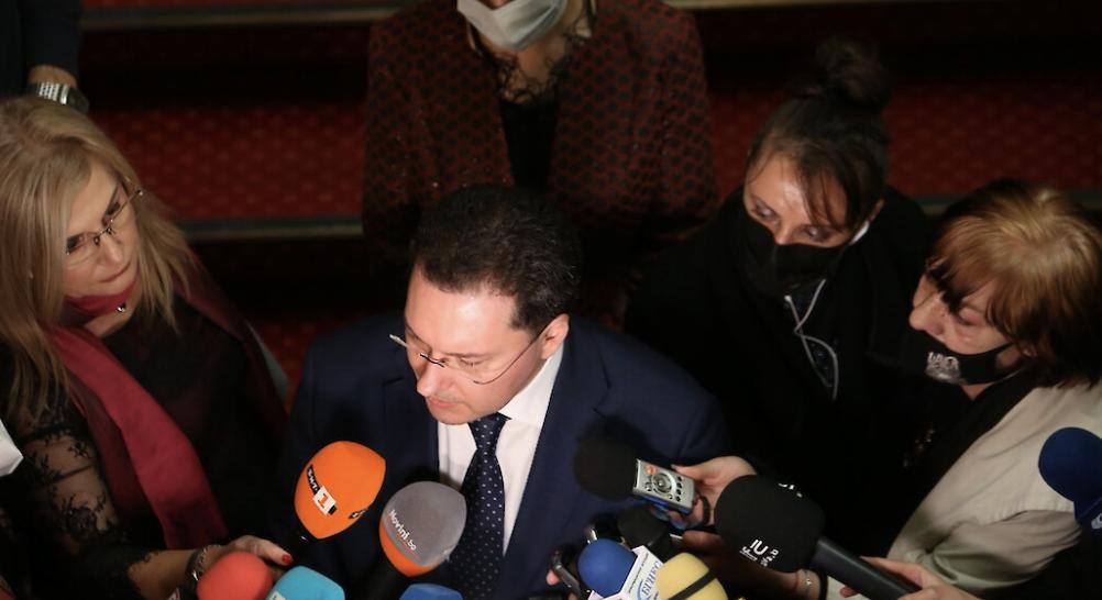 Bugarska: Mitrov najavio da će GERB sutra doneti odluku o mandatu za formiranje Vlade