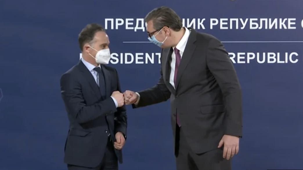Vučić: Srbija je spremna da nastavi dijalog, teži postizanju kompromisnog rešenja