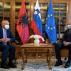Slovenija: Janša razgovarao sa albanskim predsednikom Metom