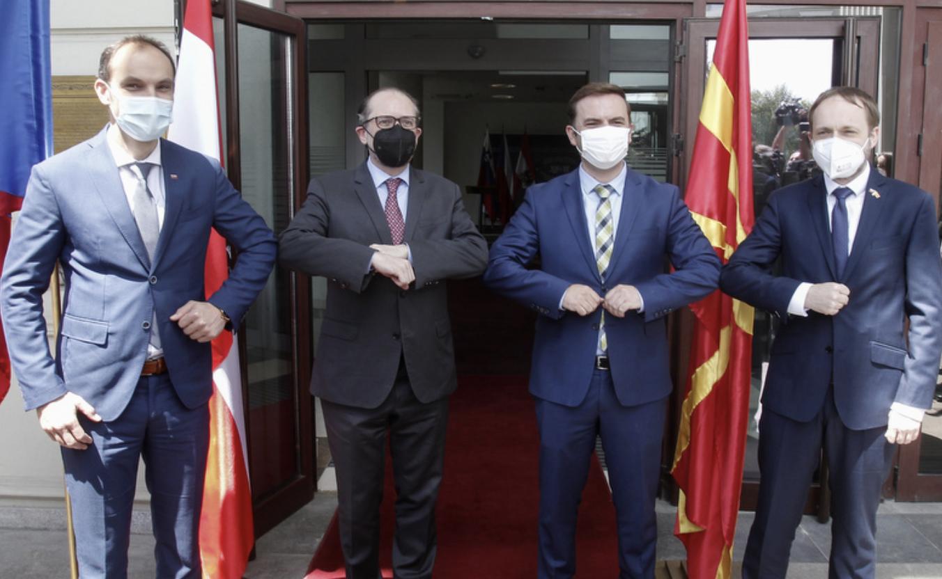 Severna Makedonija: Slovenija, Austrija i Češka žele da pregovori sa EU počnu odmah