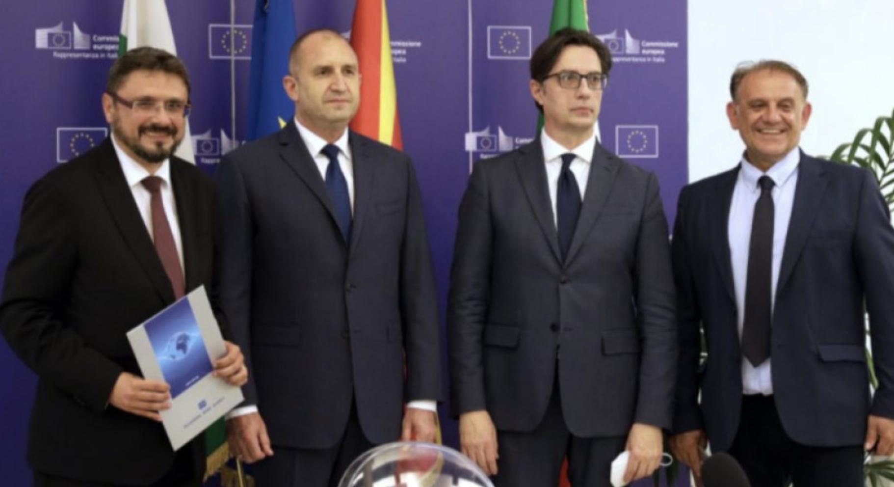 Potpisan sporazum o saradnji novinskih agencija Bugarske i Severne Makedonije